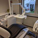 Behandlungseinheit Zimmer 1